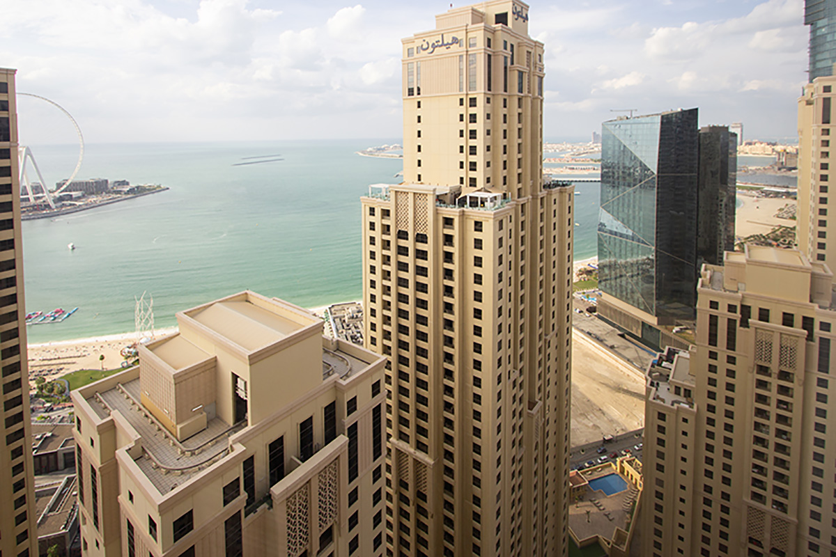 Apartment Sphere Stays JBR - Spacious 2BR with FULL SEA VIEW photo 26748210