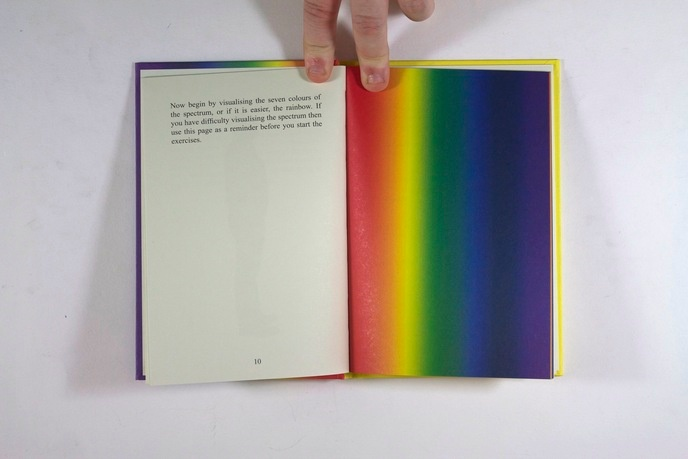 becoming invisible ian whittlesea books artists books 3500 - Color Theory Book