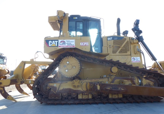 Used 2014 Caterpillar D6T LGP For Sale