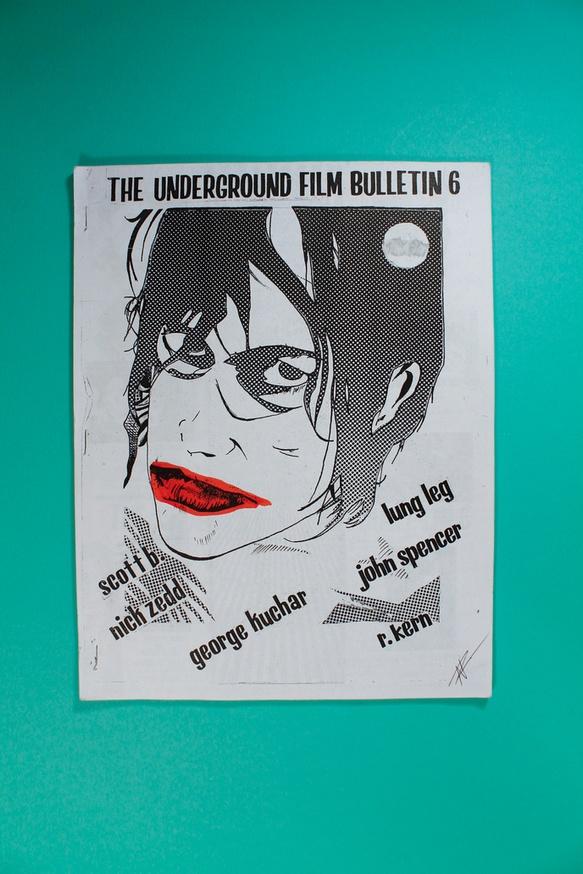 Underground Film Bulletin #6