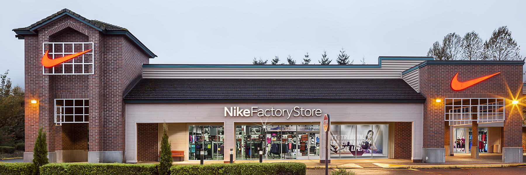 Nike Outlet North Bend