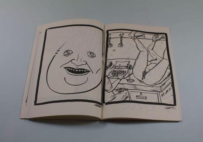 100 Drawings, Vol. 6 thumbnail 3