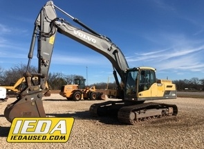 Used 2012 Volvo EC250DL For Sale