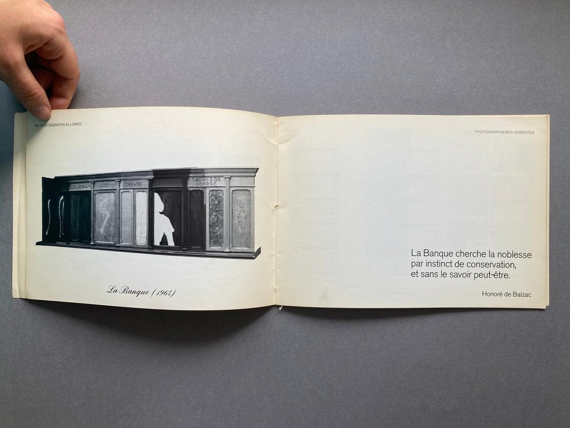 Marcel Broodthaers (No Photographs Allowed) thumbnail 3