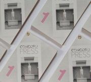 Concord Press #1