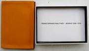 Franz Erhard Walther - Works 1958-1970