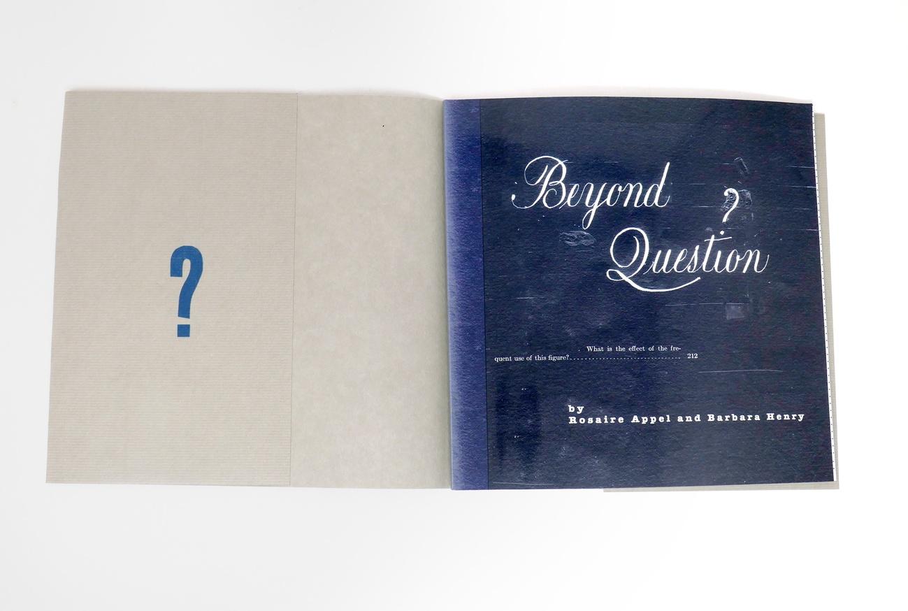 Beyond Question thumbnail 2