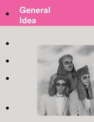 General Idea : Tiempo Partido / Broken Time