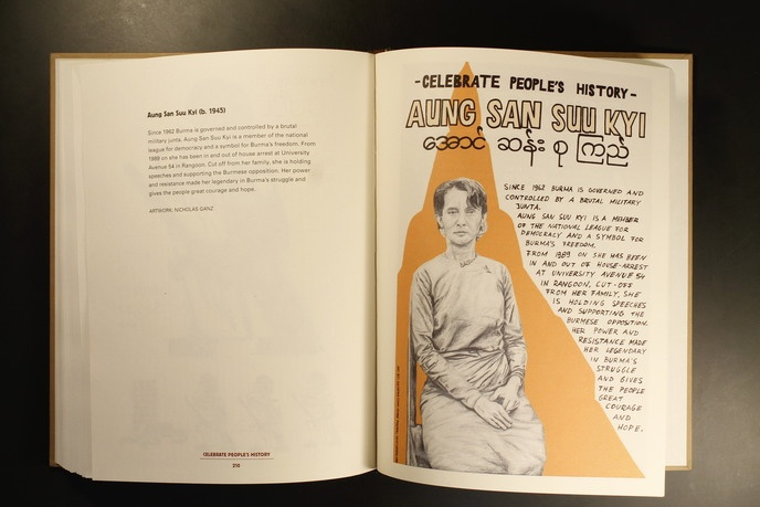 Celebrate People's History: The Poster Book Of Resistance: Revolution thumbnail 6