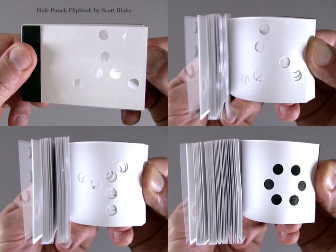 Hole Punch Flipbook #1 thumbnail 3