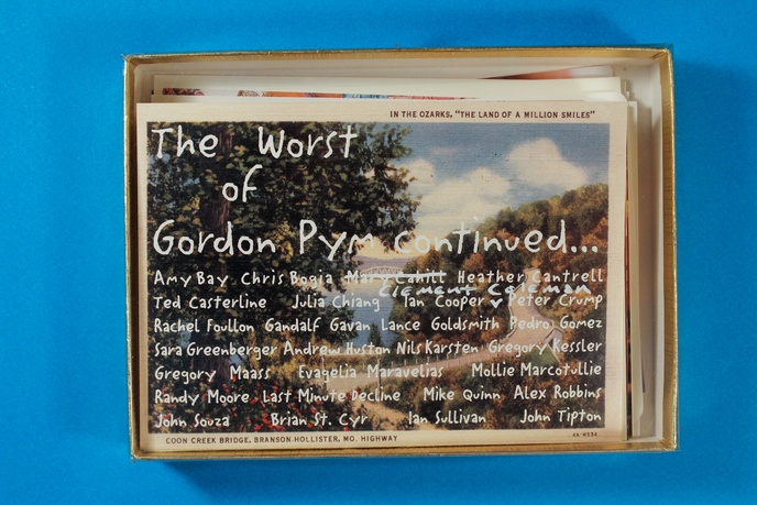 The Worst of Gordon Pym Continued... thumbnail 3