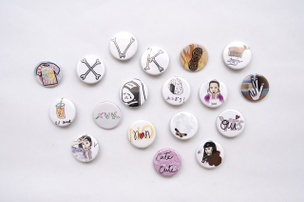 XVK Button (various)