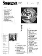 Scapegoat : Architecture / Landscape / Political Economy