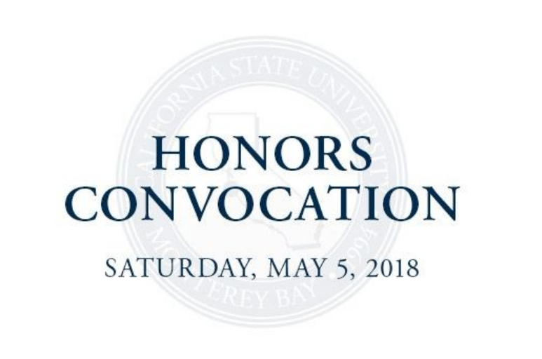 CSUMB Holds Honors Convocation 2018