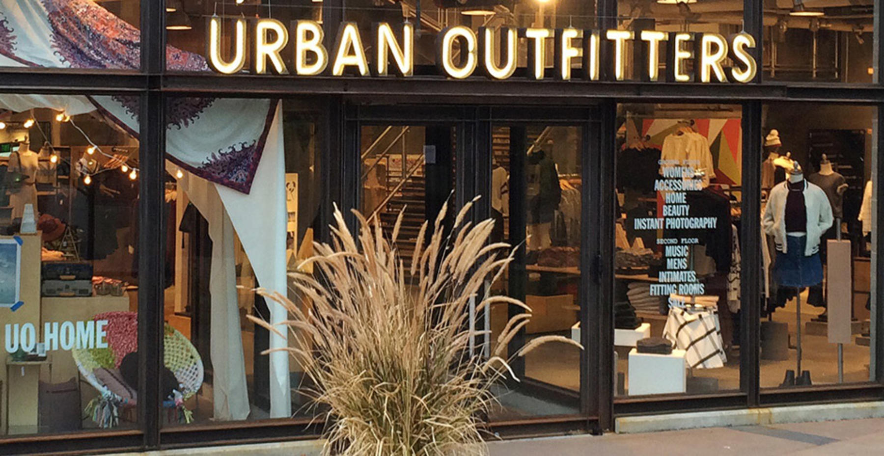 Image result for urban outfitters store