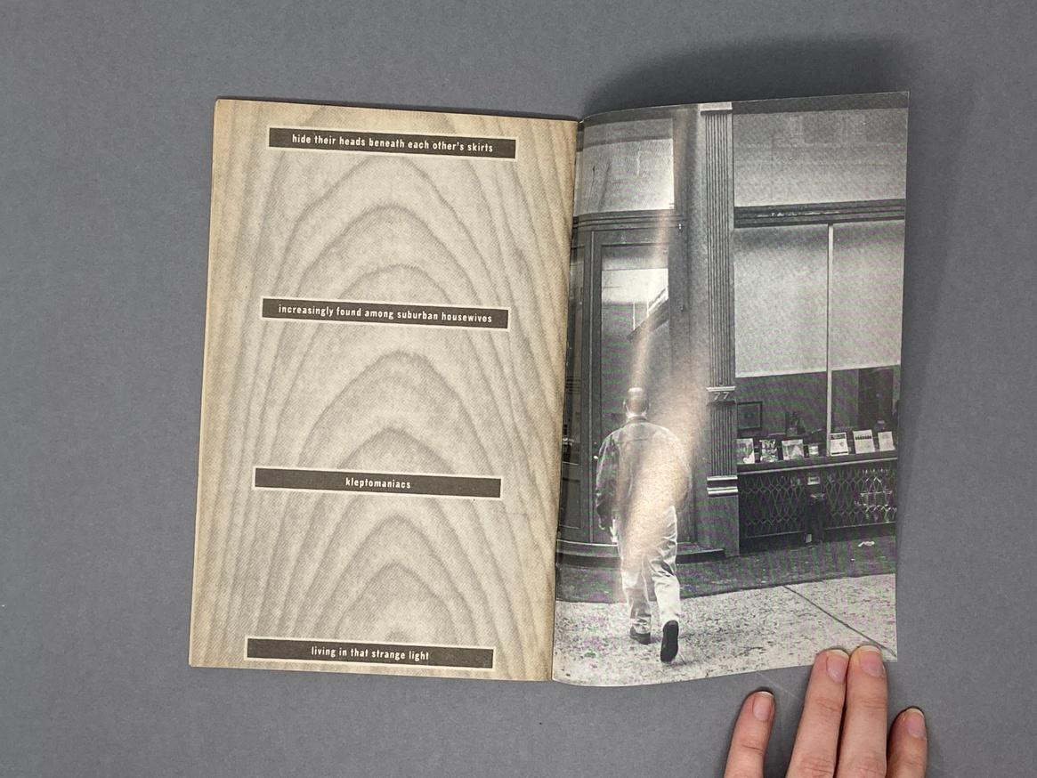 Printed Matter 1992 Summer Catalog thumbnail 6
