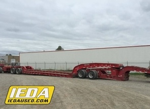 Used 2014 Trail King TK120MDG-622 For Sale