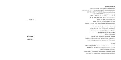 ARCH TeperNika SP20 Portfolio.pdf_P1_cover.jpg