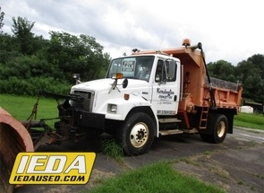 Used 1986 Freightliner FL80 For Sale