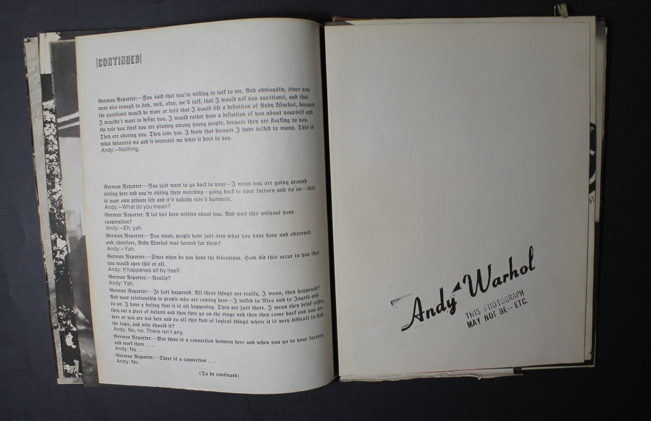 Andy Warhol's Index Book thumbnail 4