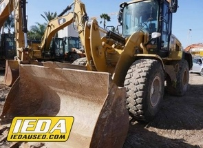 Used 2016 Caterpillar 938 M For Sale