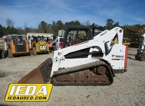 Used 2015 Bobcat T750 For Sale
