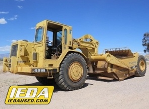 Used 1986 Caterpillar 621B For Sale
