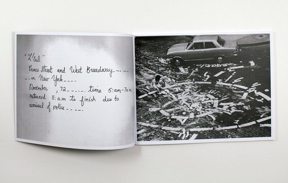 Colette: Street Works, 1971-1975 thumbnail 2