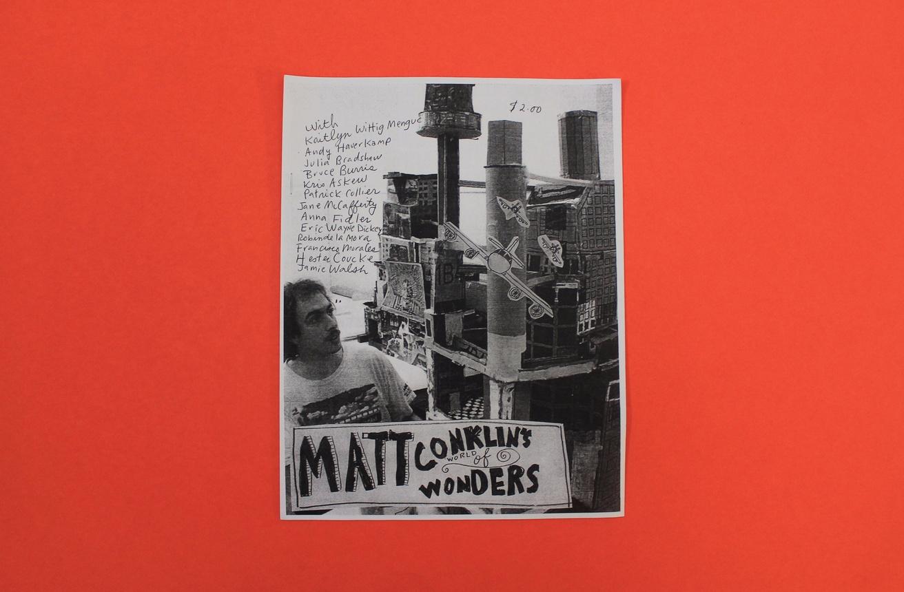Matt Conklin's World of Wonders thumbnail 2