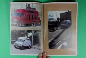 Crime Van, Vol. 1