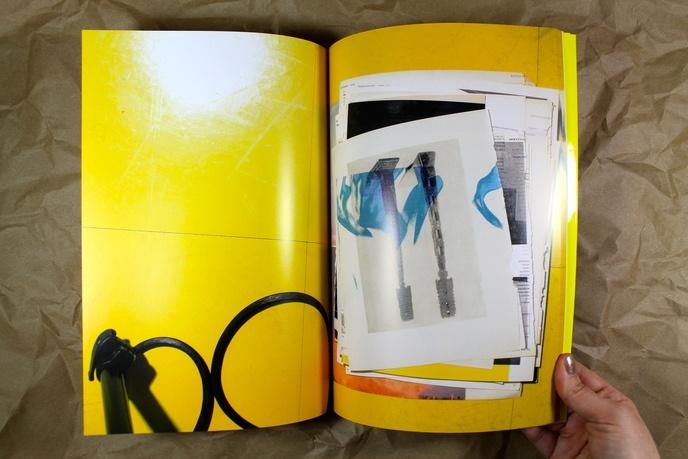 Wade Guyton : Zeichnungen für lange Bilder, Kunsthalle Zürich thumbnail 6
