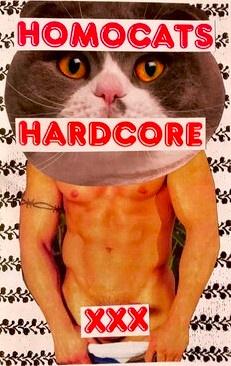 HOMOCATS: Hardcore XXX