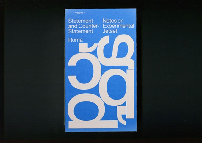 Statement and Counter-Statement : Notes on Experimental Jetset [Second Edition]
