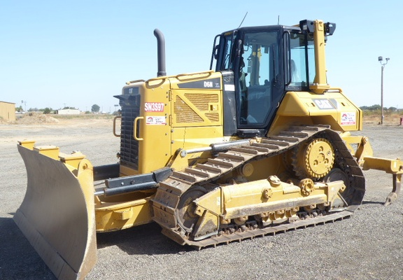 Used 2014 Caterpillar D6N XL For Sale