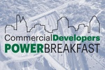 Commercial Real Estate Developers Power Breakfast