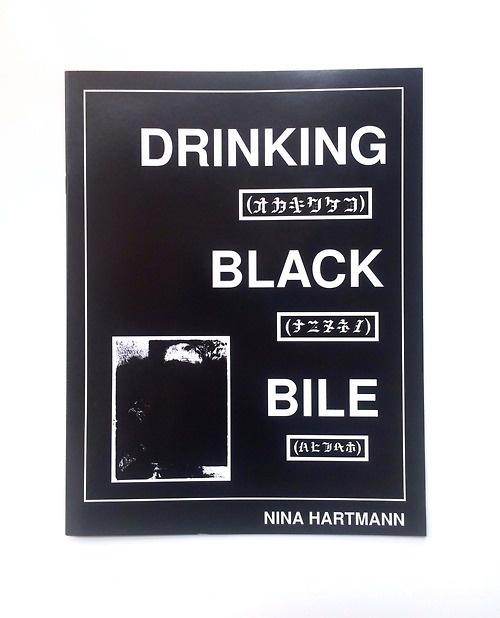 Drinking Black Bile