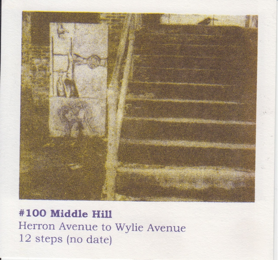Mis.Steps: Our Missed Connections with Pittsburgh's City Steps thumbnail 3