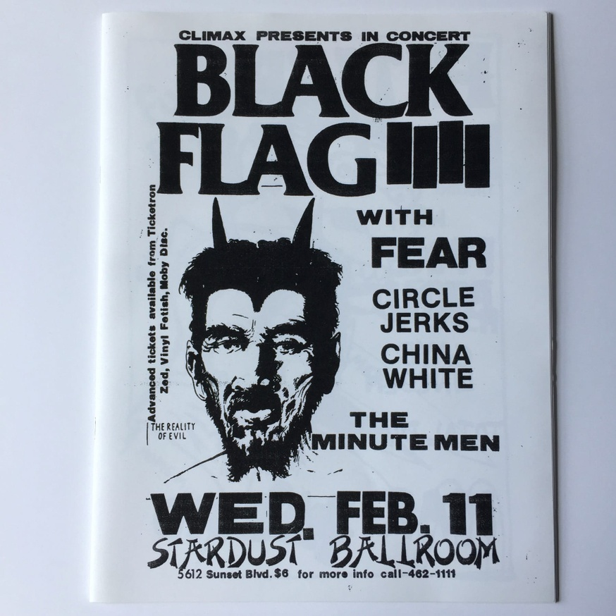 Black Flag Zine thumbnail 2
