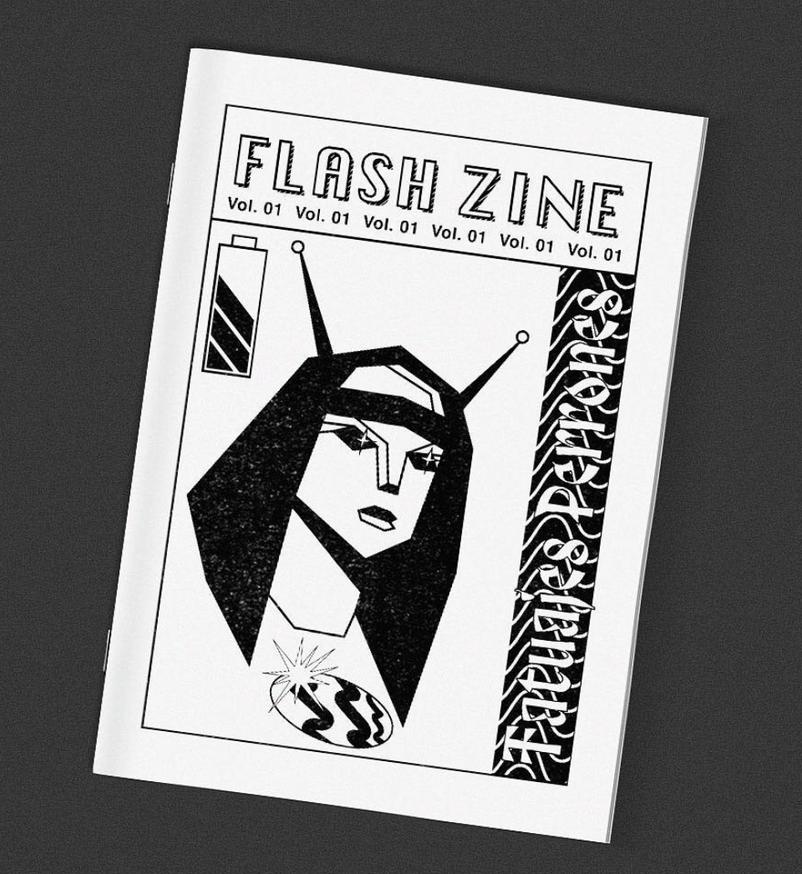 Flash Zine, Vol. 1