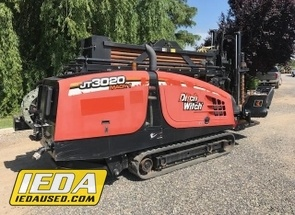 Used 2012 Ditch Witch JT3020 MACH 1 For Sale
