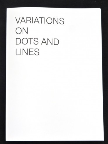 Variations on Dots and Lines