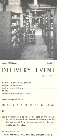 Yam Festival Delivery Event