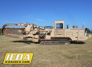 Used 2007 Tesmec TRS1085 For Sale
