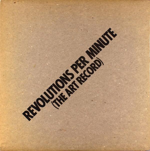Revolutions per Minute [regular edition]