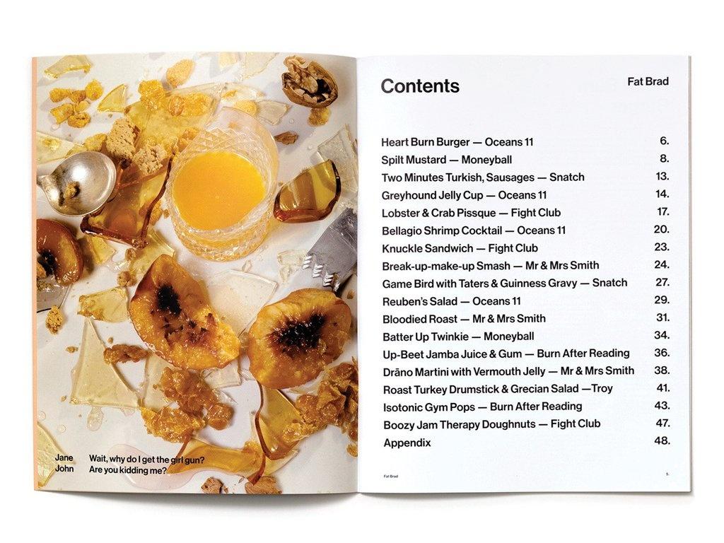 Fat Brad : The Cookbook thumbnail 2