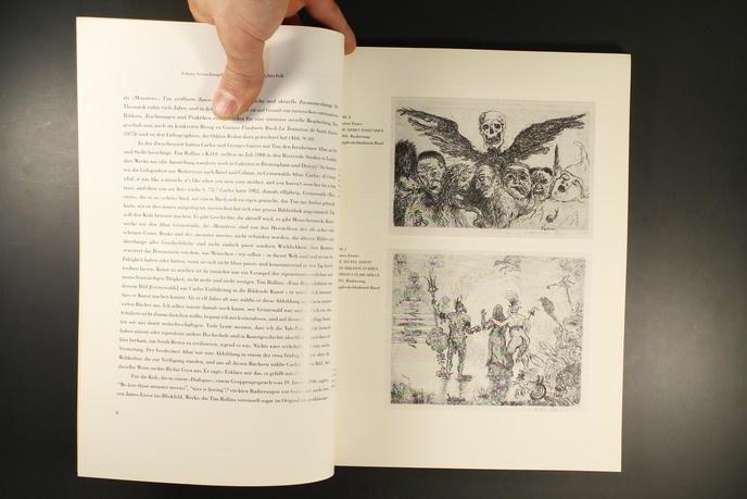Temptation of Saint Antony 1987-1990