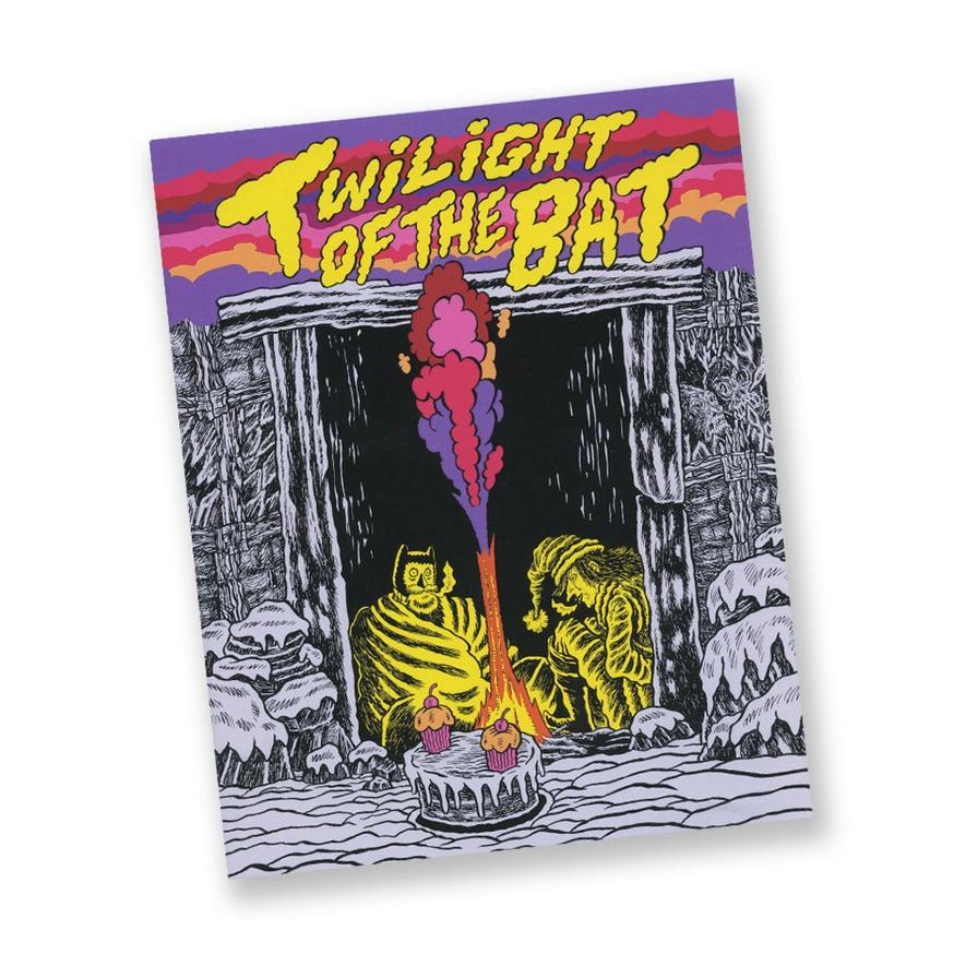 Twilight of the Bat