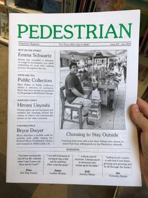 Pedestrian Magazine #3