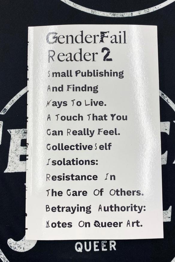 GenderFail Reader 2