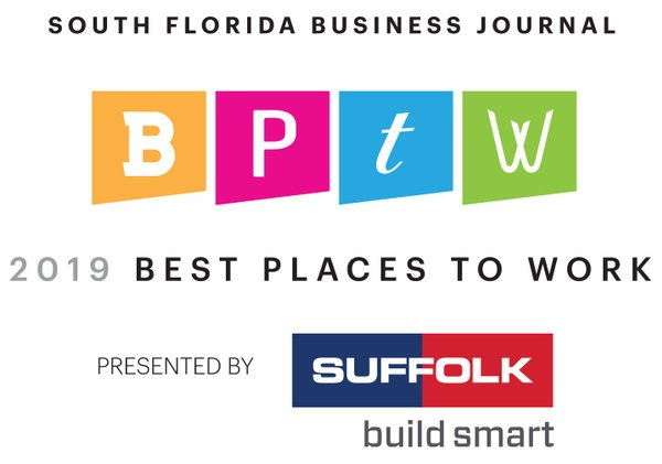 2019 best places to work awards south florida business journal